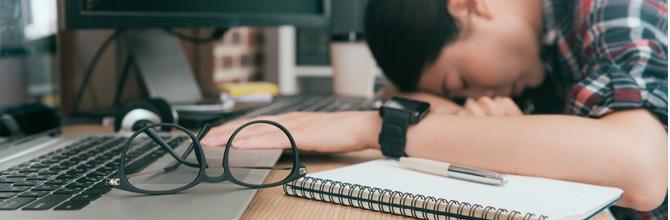 「大学入試で重要な暗記にも影響する!受験生に必要な睡眠時間とは?」サムネイル画像